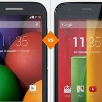 Moto E ou Moto G, qual dos intermediários da Motorola se sairá melhor nesta disputa?