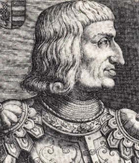 Rudolf I Of Hasburg