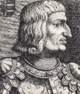 Rudolf I Of Hasburg
