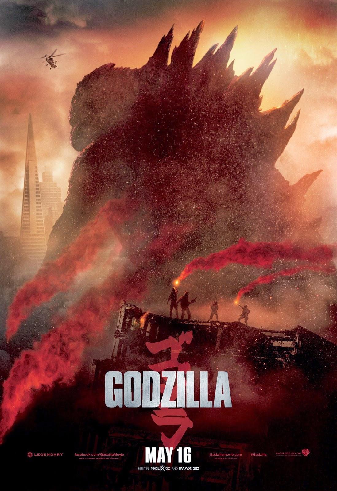 Ver Godzilla (2014) Online