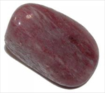 Thulite,  Tumbled stones, tumblestone meanings, A-Z tumbled stones, healing properties of tumbled stones, magickal healing properties of tumbled stones, tumbled stone information