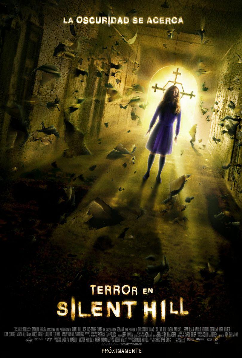 ver y descargar peliculas online en hd sin corte The Silent Hill (2006) - Latino