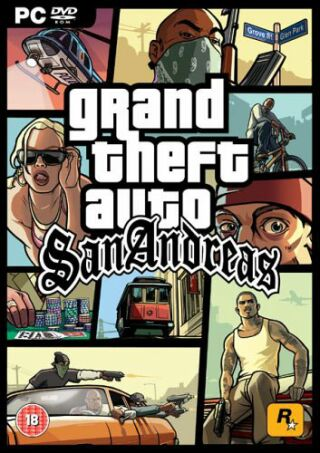 GTA Sanandreas Full Tek Link indir (Grand Theft Auto Sanandreas Sadece