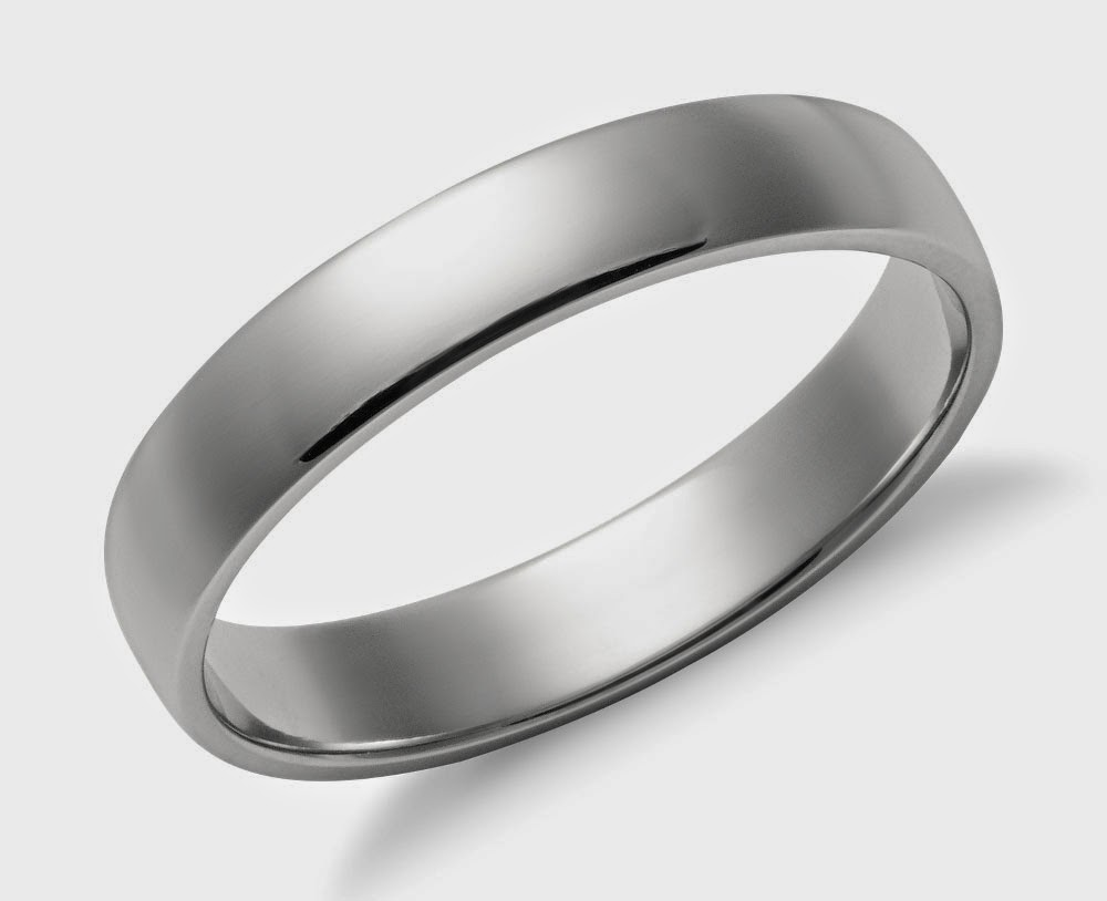 Affordable Silver Tungsten Wedding Bands Simple Model pictures hd