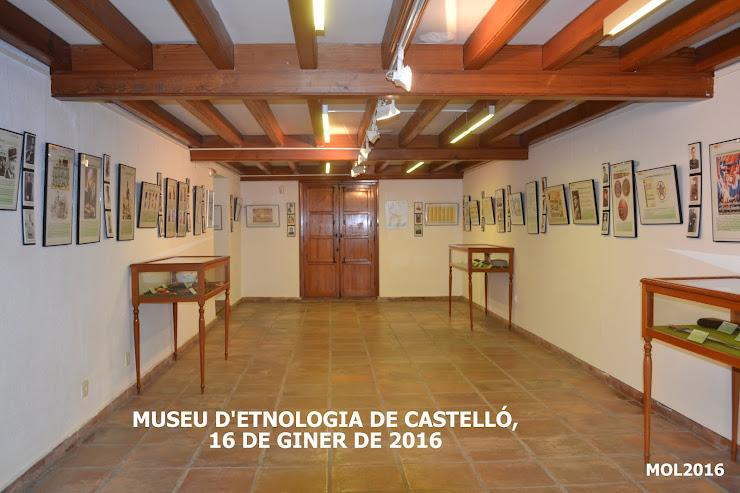 16.01.16 MUSEU D'ETNOLOGIA DE CASTELLÓ