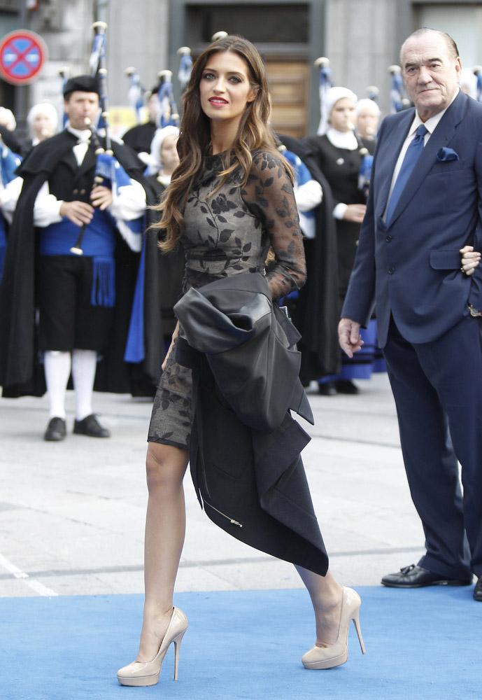 Sara carbonero en los pr ncipe de asturias street style blog de moda femenina y tendencias - Sara carbonero ropa vogue ...