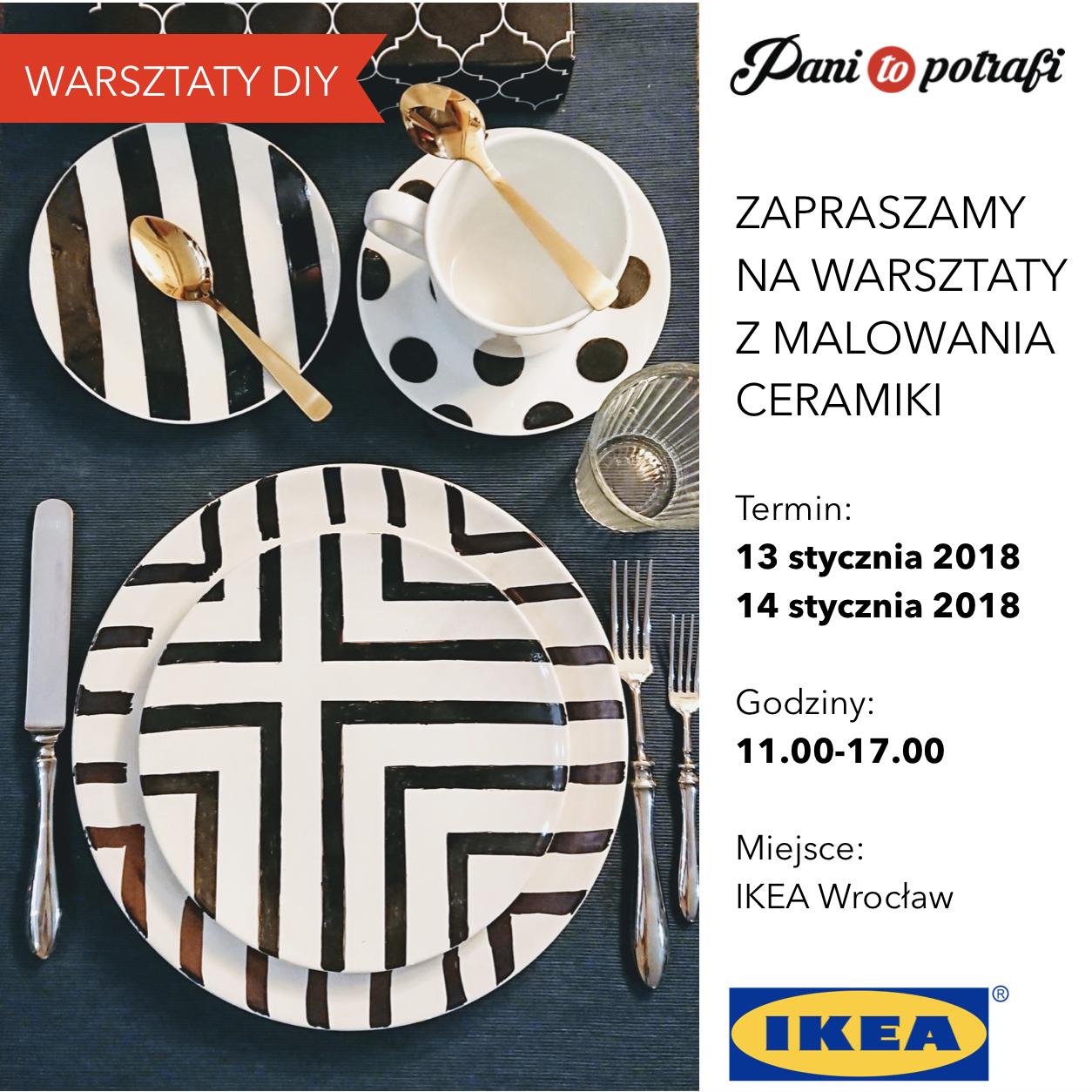 WARSZTATY W IKEA!