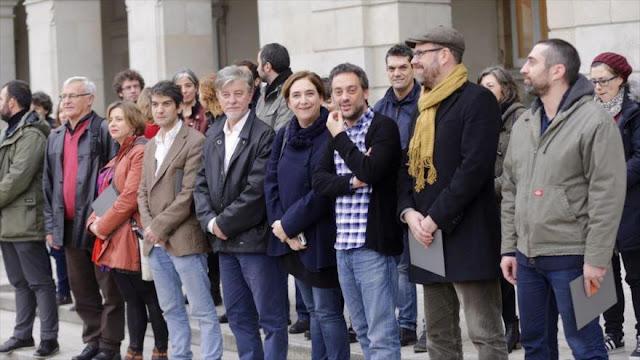 Alcaldes españoles denuncian 'dictadura de la minoría'