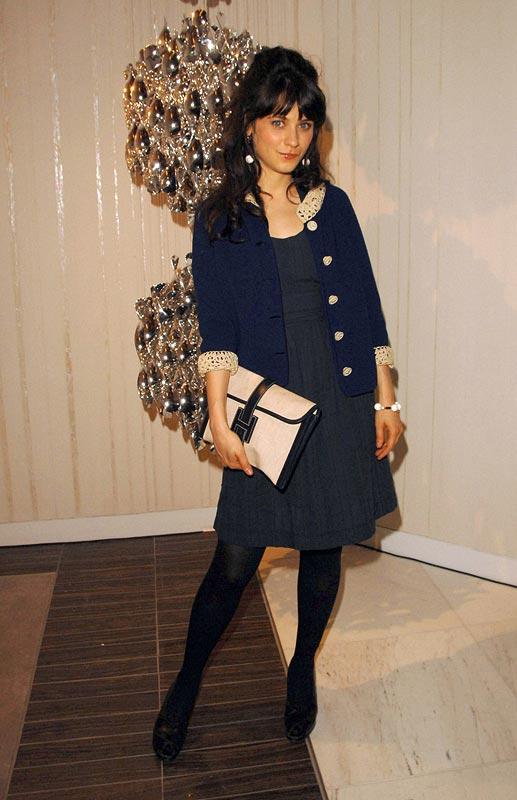 Zooey Deschanel Fashion My Fashion Space: Fash...