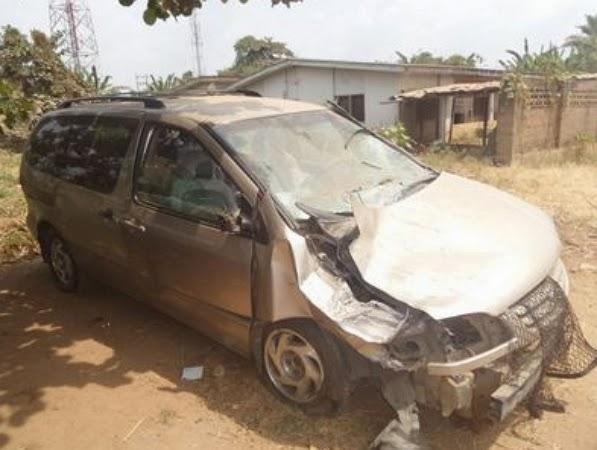 henrietta kosoko accident