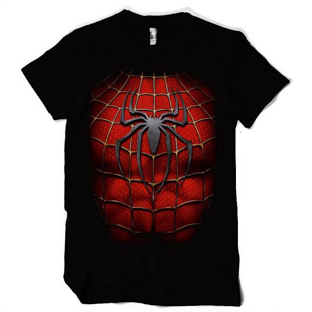 Spiderman Tshirt