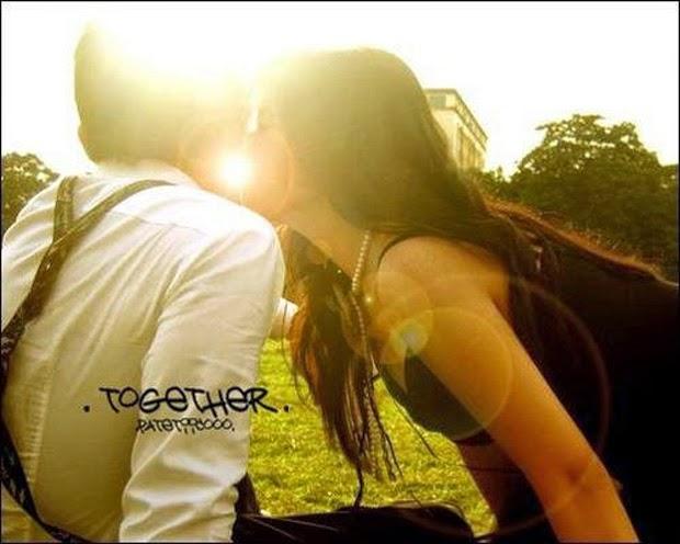 Hình nền nụ hôn đẹp nhất