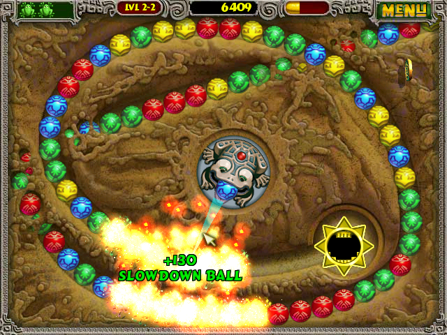 play zuma free online without download