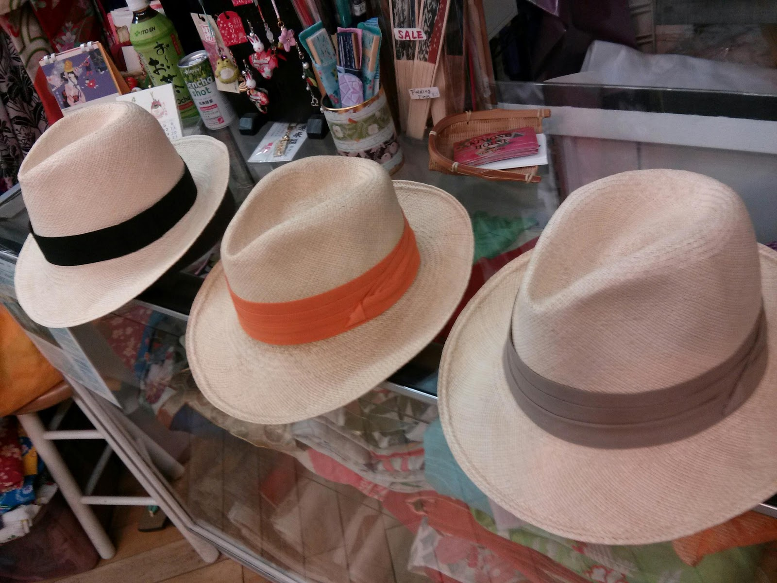 Buy Panama Hats from The Hat House NY