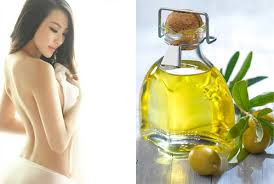 chăm sóc da mặt hàng ngày với dầu oliu