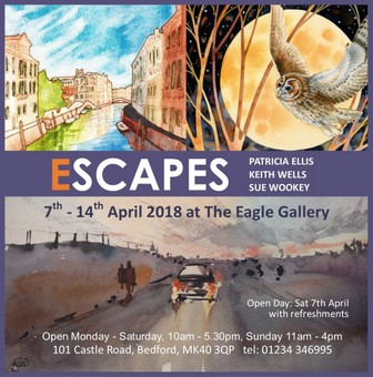 ESCAPES: 7th - 14th April