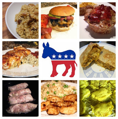 Election Day Food Ideas