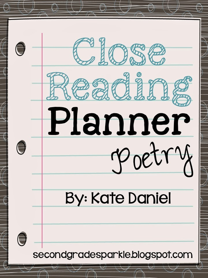 http://www.teacherspayteachers.com/Product/Close-Reading-Planner-Poetry-Freebie-1102884