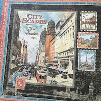 Graphic45 City Scapes