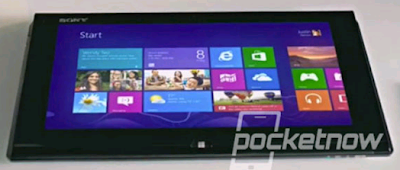 Sony VAIO Duo 11, an 11-inch Tablet Running Full Windows 8 OS