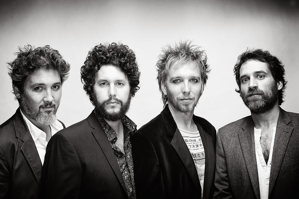 ELEFANTES en concierto en Alicante 28 de Noviembre