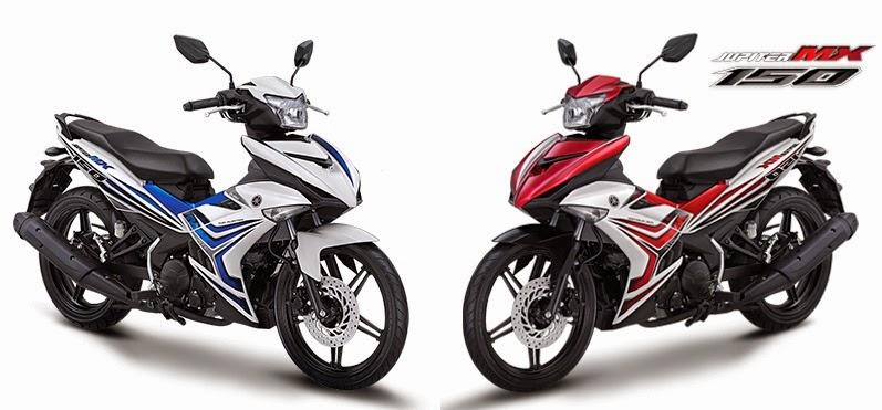 Harga Motor Yamaha MX-King
