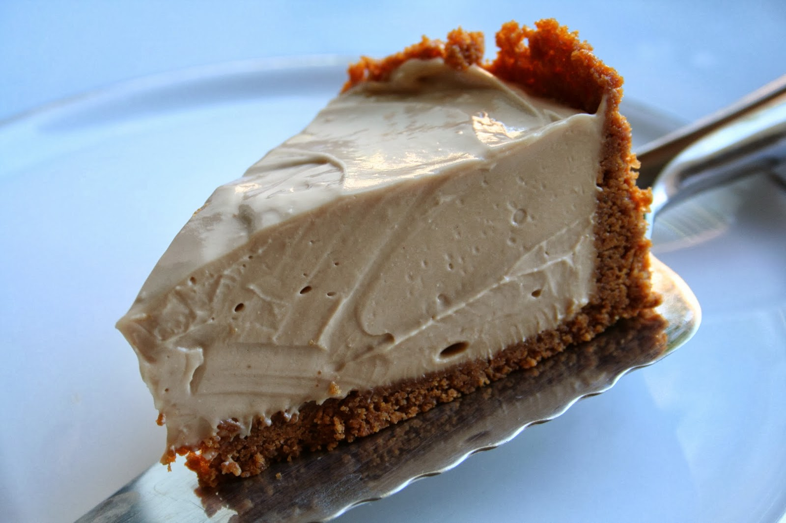 Cheesecake sans cuisson speculos chocolat blanc blogs de cuisine - Cheesecake speculoos sans cuisson ...