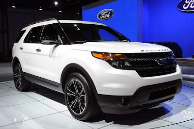 2013 Ford Explorer Sport Release Date