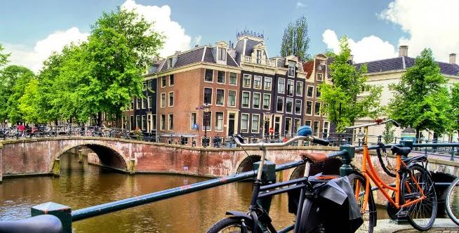 Amsterdam Kriminalitas Di Dunia