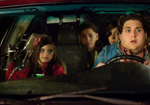 El Canguro (The Sitter), con Jonah Hill