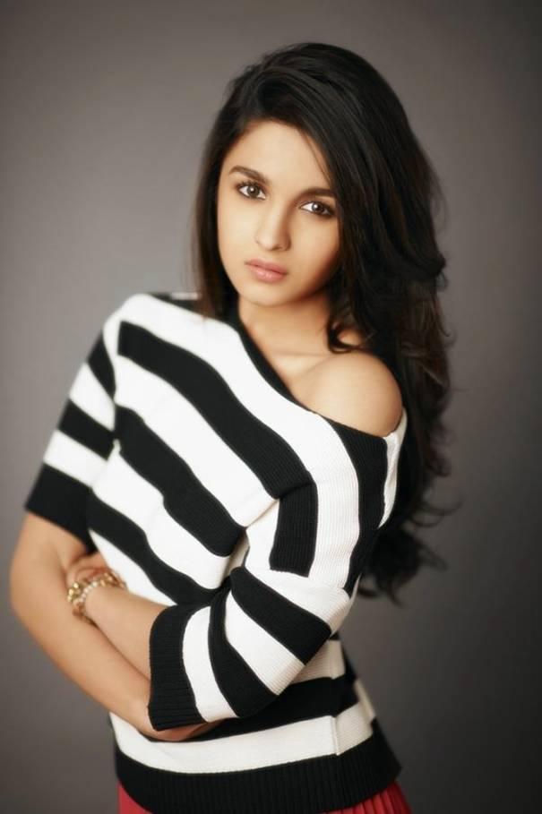 Alia bhatt Latest Photoshoot Stills
