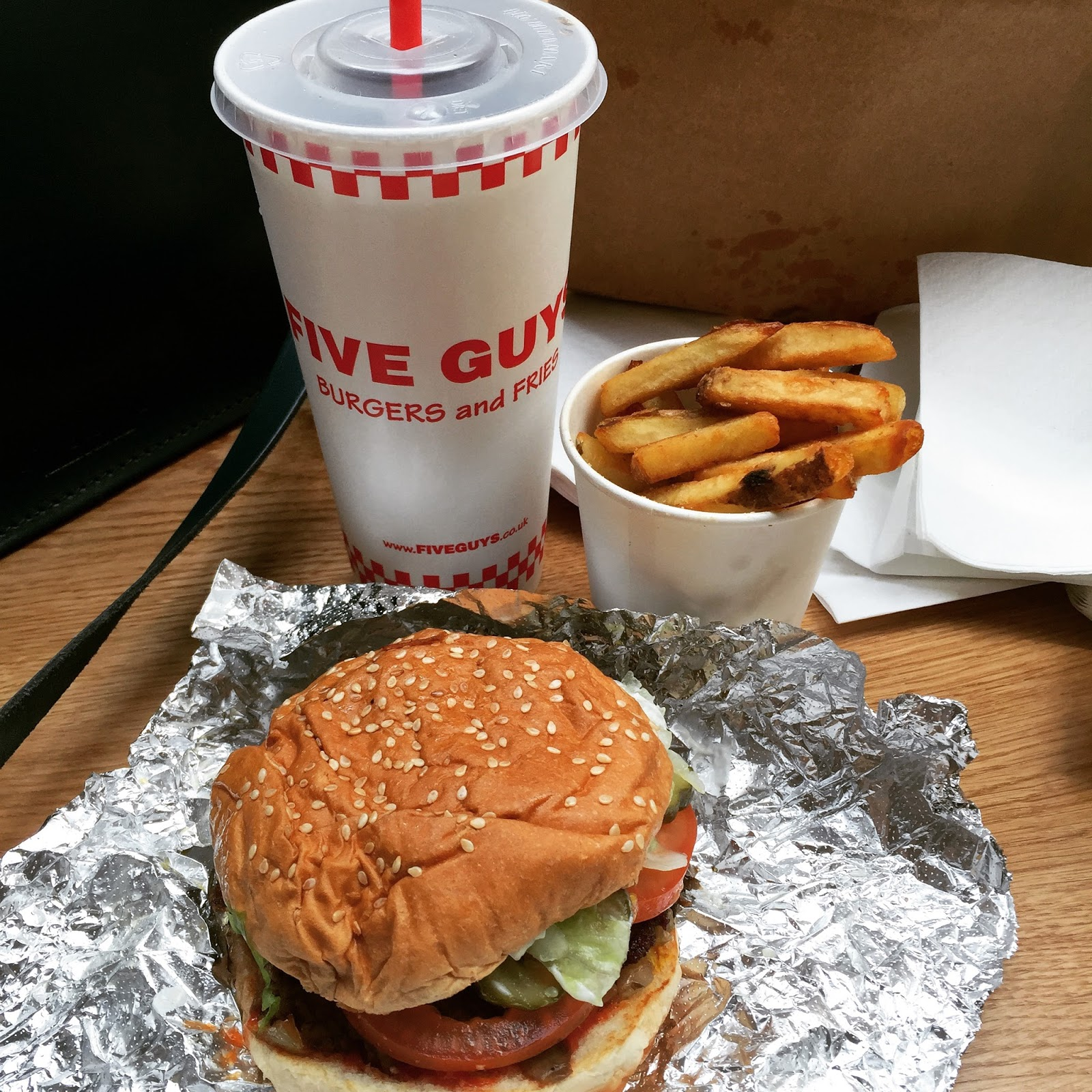 Five Guys Westfield London