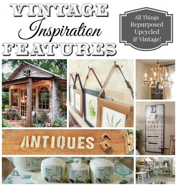 Vintage Inspiration Party Features July
