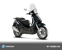 2011-Piaggio-BVTourer-250