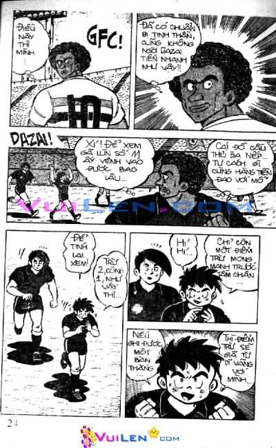 Jindodinho - Đường Dẫn Đến Khung Thành III  Tập 23 page 24 Congtruyen24h