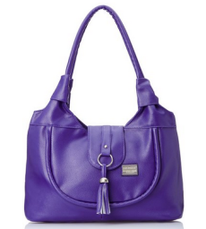 Buy Cherokee Women's Handbag (Purple) at 55 % Off at Rs.675 : Buy To Earn