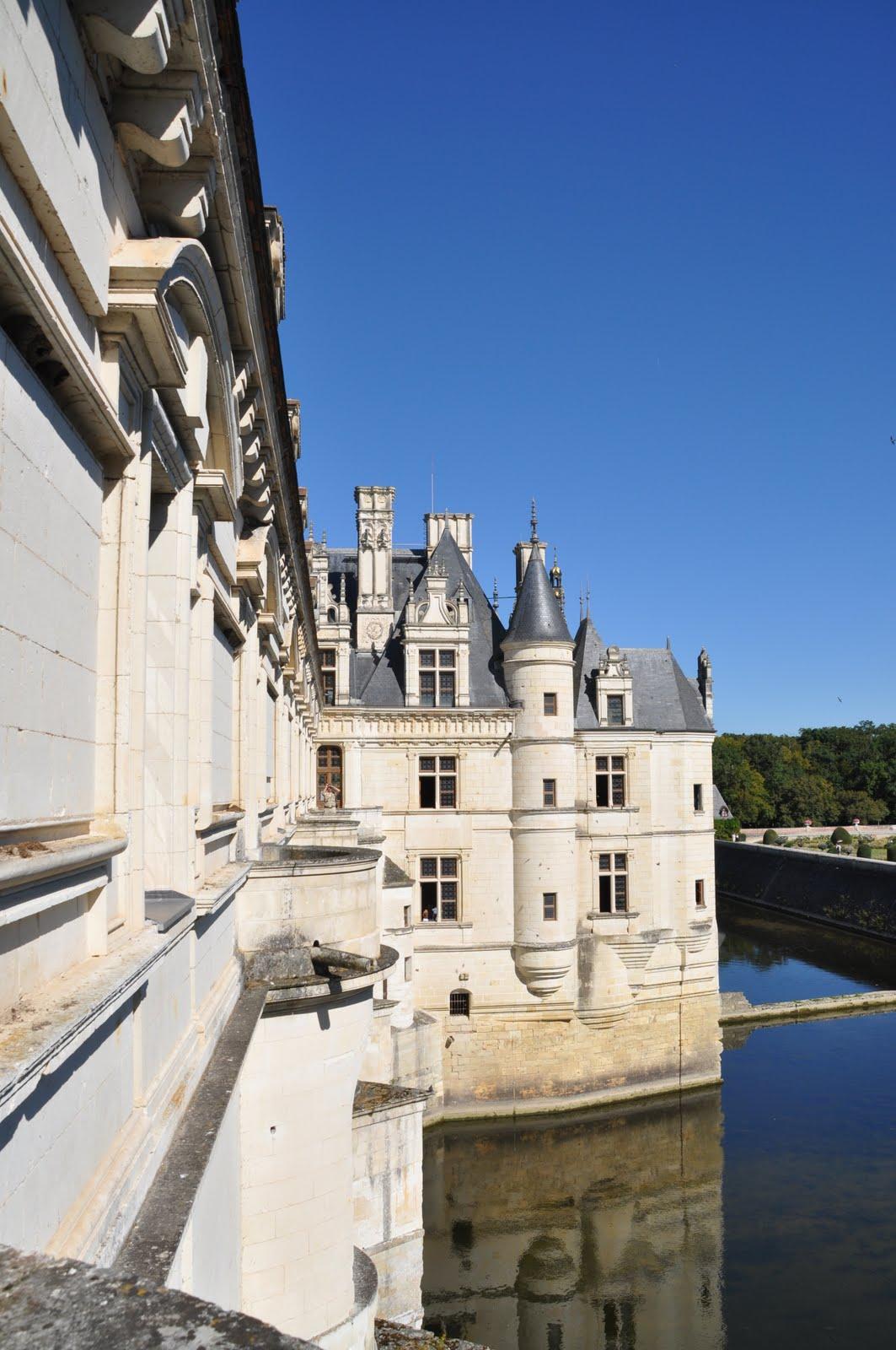 Chenonceau castello delle dame
