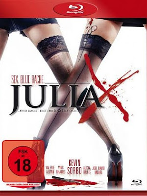 Filme Poster Julia X BRRip XviD & RMVB Legendado
