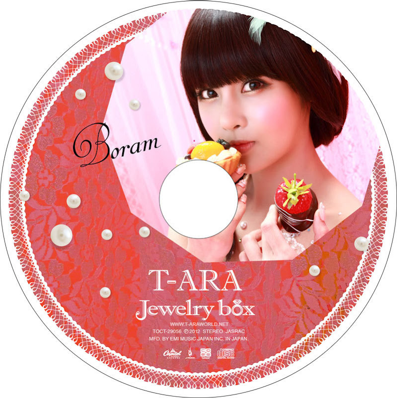 k pop fever just for kpop fanz t ara jewelry box
