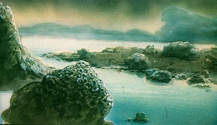 Архей Возникновение жизни на земле