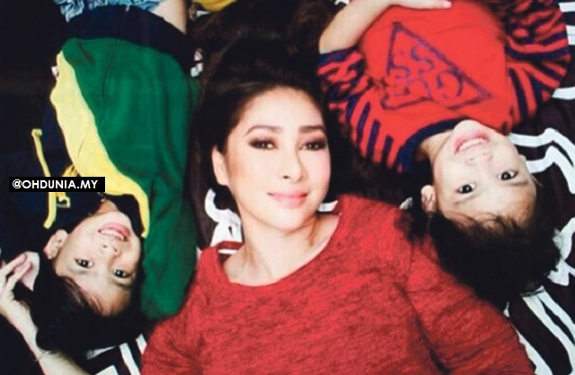 Anak Sulung Rita Rudaini Minta 'Ayah Baru' dan 'Adik Baru'