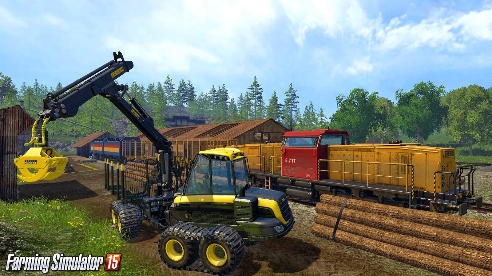 Farming Simulator 15-CODEX Full Version PC