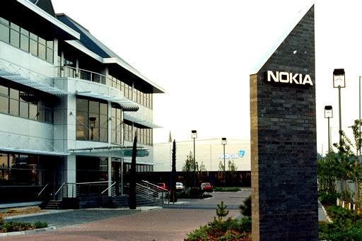 Sejarah  Nokia