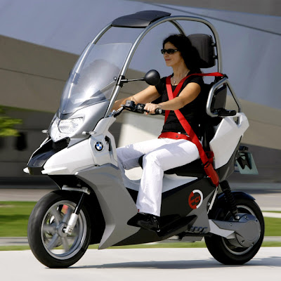 Motoneta Scooter BMW C1