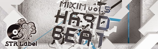 STRLabel / MIXIM vol.5 HARD BEAT