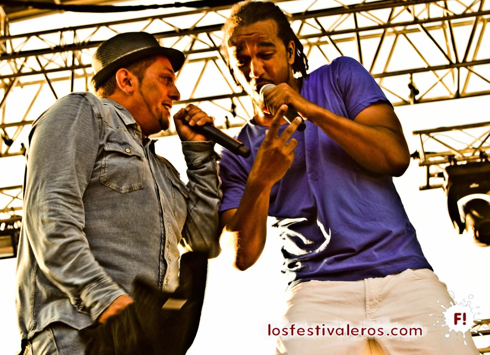 Dub Inc, concierto, directo, Madrid, Live