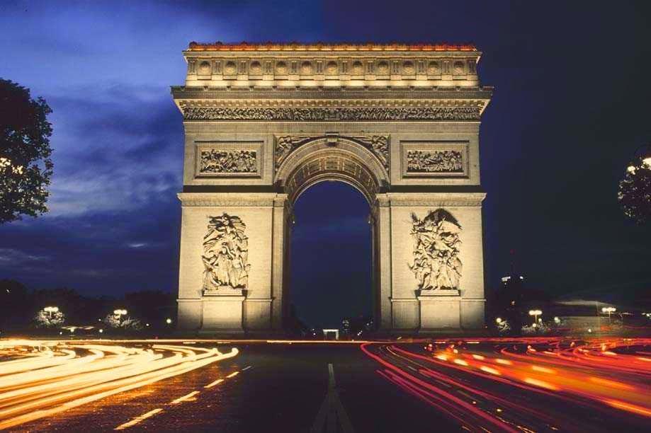 Tempat Wisata di Perancis
