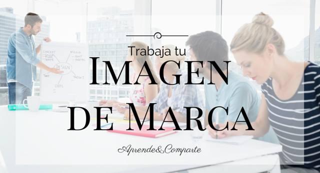Crea tu imagen de marca