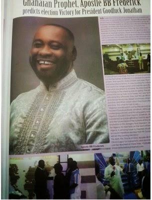 Ghanaian Pastor B.B. Frederick  47v