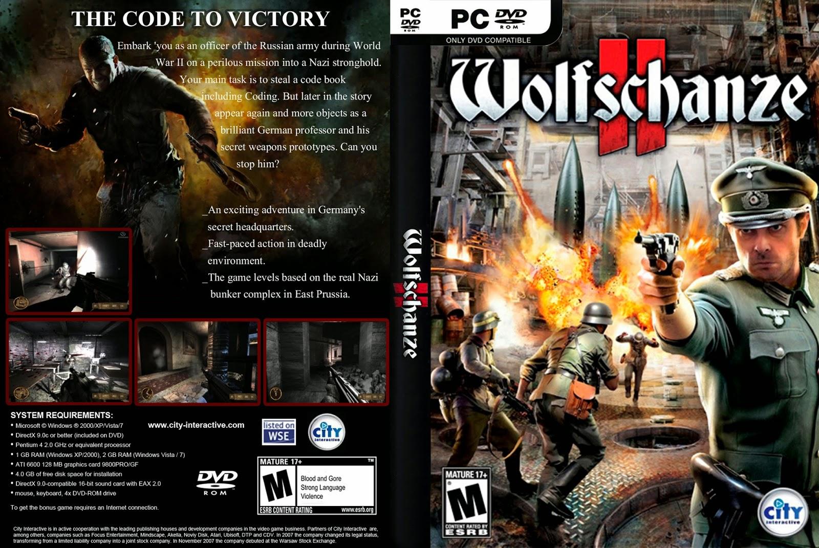 تحميل لعبة Wolfschanze 2 برابط واحد